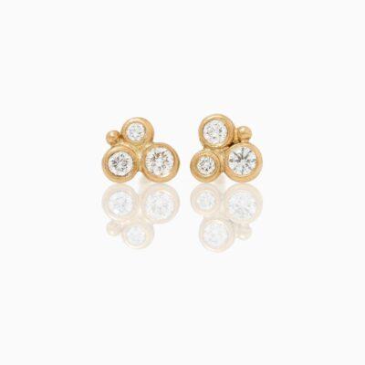 Bubbles earring