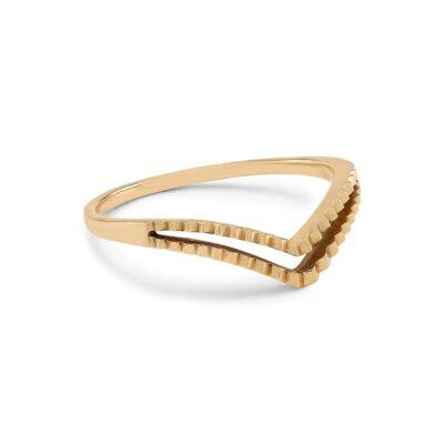 Sally gold ring