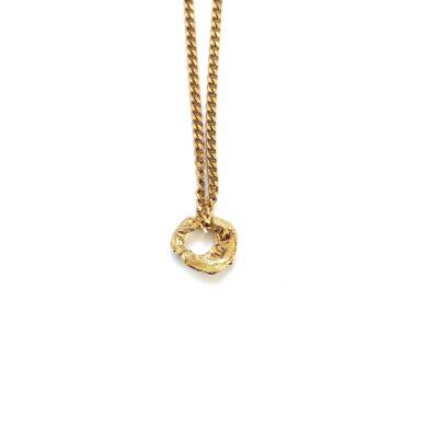 Naomi gold necklace