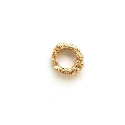 Gia gold ring