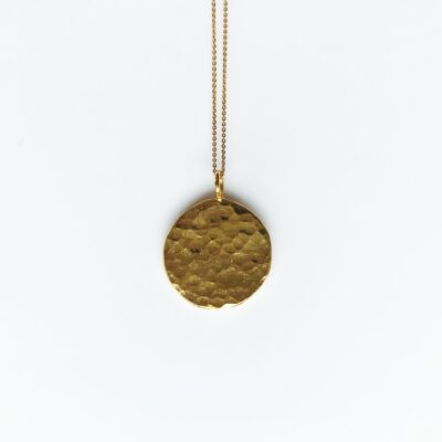 Tassi gold necklace